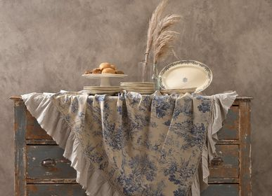 Table linen - JOUY TABLE  - OPIFICIO DEI SOGNI