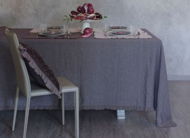 Table linen - MICHELLE TABLE - OPIFICIO DEI SOGNI