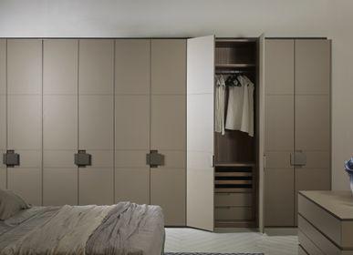 Wardrobe - ATLANTE wardrobe with CHARME doors - EMMEBI HOME ITALIAN STYLE