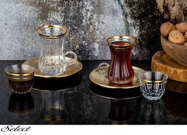 Tea and coffee accessories - Tea service and mırra cup - SELECT HOME ACCESSORIES