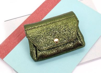 Leather goods - Wallet Bubble 2flap mini - NOÏ