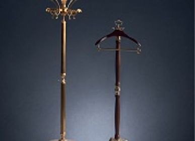 Design objects - art. 601/... hangers in bronze plated - OLYMPUS BRASS