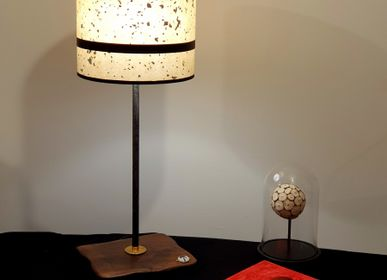 Table lamps - Lamp Rock Pink - ATELIER TAMBONE