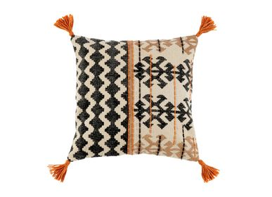 Fabric cushions - YARA COTTON CUSHION 45X45 CM AX21520 - ANDREA HOUSE