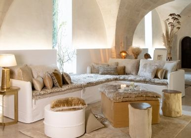 Sofas for hospitalities & contracts - BESPOKE BOHEMIAN CANAPE - BERENGERE LEROY