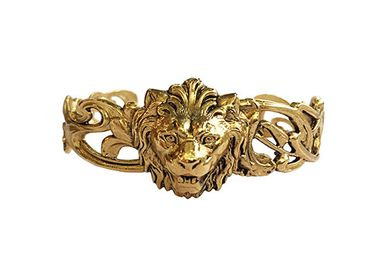Jewelry - Lion Bracelet and Ring - LOTTA DJOSSOU