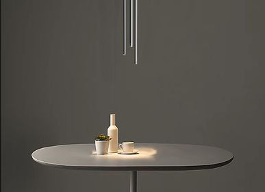 Hanging lights - SLIMS Suspension Lamp - MGVISIO