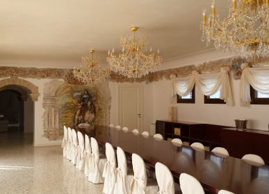Unique pieces - Winery tasting room, company showroom  - IVAN CESCHIN FRESCOES DECORATIONS RESTORATIONS