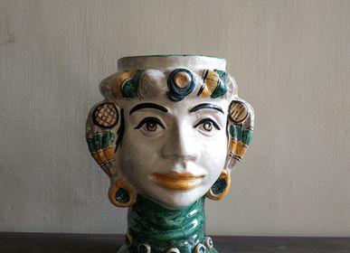 Vases - Abbondanza Vase - AGATA TREASURES