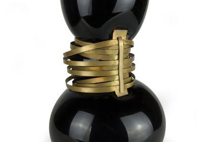 Vases - Vase SLAVE Stripes - VANESSA MITRANI