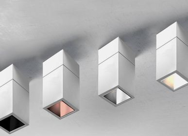 Ceiling lights - AISHA CUBE Ceiling Lamp - MGVISIO