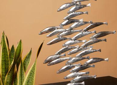 Sculptures, statuettes et miniatures - Sardines  - ART'Ù FIRENZE