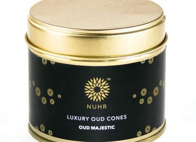 Gifts - Oud Majestic Incense Cones - NUHR