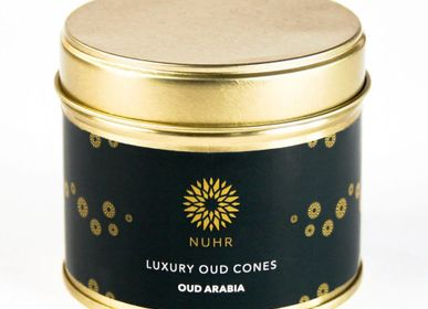 Gifts - Luxury Oud Incense Cones - Oud Arabia - NUHR