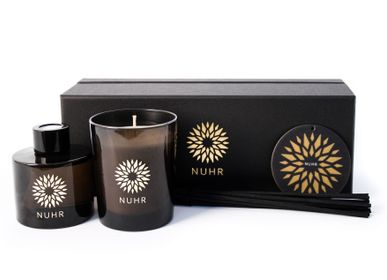 Gifts - The Oud Musk Gift Set - NUHR