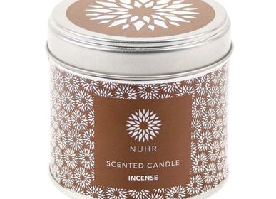Bougies - Incense Luxury Scented Candle - NUHR