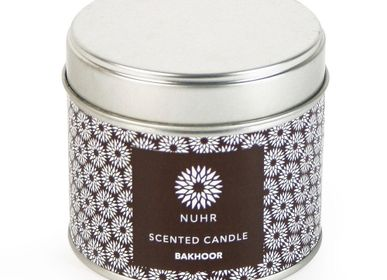 Candles - Bakhoor Luxury Scented Candle - NUHR