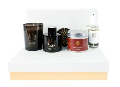 Gifts - Rose & Oud Complete Home Gift Set - NUHR