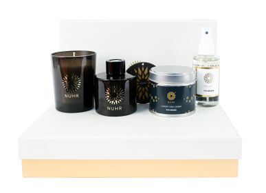 Gifts - Oud Arabia Complete Home Gift Set - NUHR