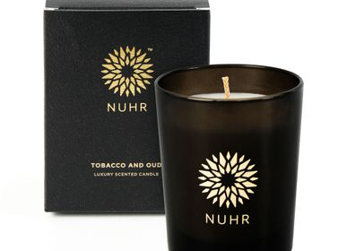 Gifts - Tobacco & Oud Luxury Scented Candle - NUHR