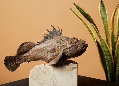Sculptures, statuettes et miniatures - sculpture Bronze Rascass - ART'Ù FIRENZE