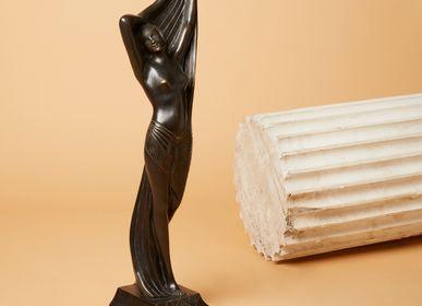 Sculptures, statuettes et miniatures - Dame avec voile - ART'Ù FIRENZE