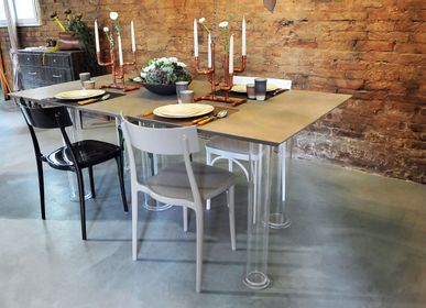 Dining Tables - Aladdin table - CENTOPERCENTO DESIGN