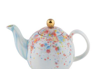 Everyday plates - Teapot 60cl Confetti  - CORALLA MAIURI