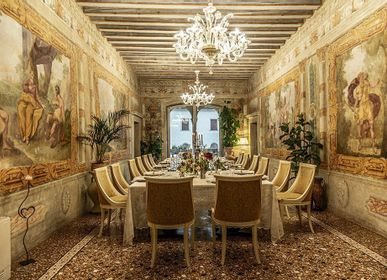 Unique pieces - Paintings for restaurants - IVAN CESCHIN FRESCOES DECORATIONS RESTORATIONS
