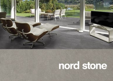Outdoor floor coverings - NORD STONE - CERAMICA EURO