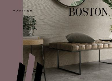 Indoor floor coverings - BOSTON - CERAMICHE MARINER