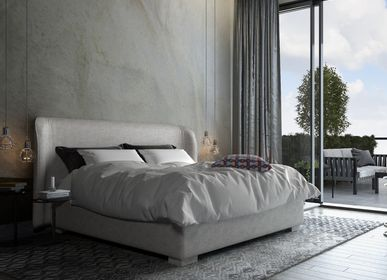 Beds - VICTORIA bed and storage bed - MILANO BEDDING