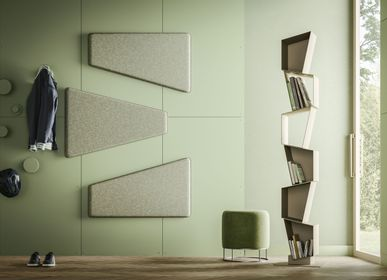 Bookshelves - SU | Metal bookcase - RONDA DESIGN