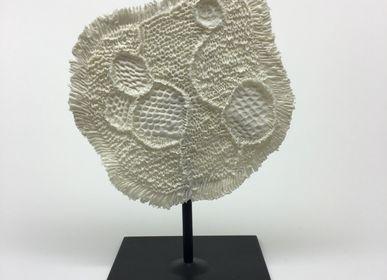 Céramique - Astre Marin  Ethnique -S-A2 - PASCALE MORIN - BY-RITA
