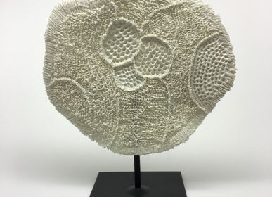 Céramique - Astre Marin Ethnique-M-B5 - PASCALE MORIN - BY-RITA