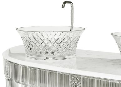 Spa - Lavabo 7066 en cristal veritable - BIANCHINI & CAPPONI