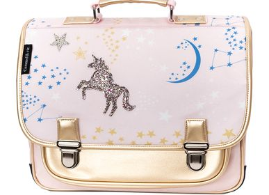 Children's bags and backpacks - CONSTELLATION SATCHEL - CARAMEL&CIE