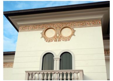 Unique pieces - Outdoor decorations - IVAN CESCHIN FRESCOES DECORATIONS RESTORATIONS