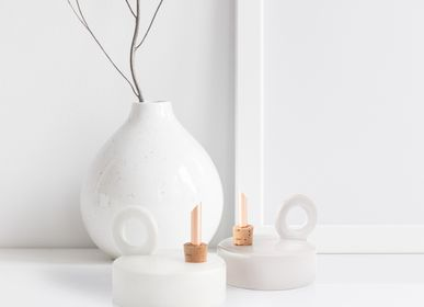 Design objects - Chamber Vase Grey - SCANDINAVIA FORM