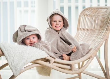 Children's bathtime - Baby/Cape Towel 0-5 yrs. - LUIN LIVING