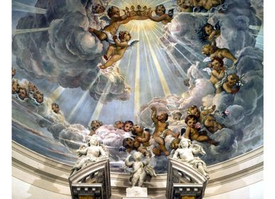 Paintings - Paintings with religious subjects - IVAN CESCHIN FRESCOES DECORATIONS RESTORATIONS