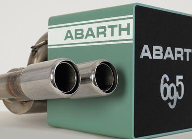 Enceintes et radios - KUBO ABARTH 595 & KUBO ABARTH 695 - IXOOST - ARTISTIC AUDIO