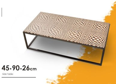 Dining Tables - OPTIC COLLECTION - MARZOARREDA