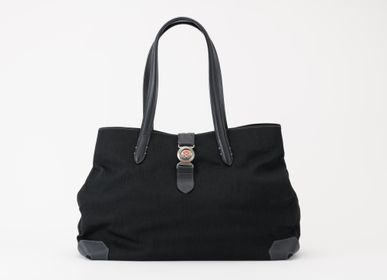 Bags and totes - SHION/NYLON TOTE BAG - SHION