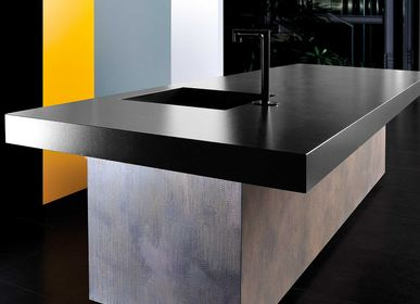 Ceramic - GREY-BLACK SHADE - FUORI FORMATO