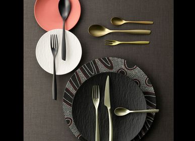 PVD and decorated flatware - BUGATTI ITALY