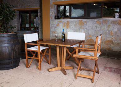 Lawn tables - ERCOLE table - PALMAR SINCE 1977