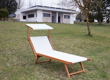 Transats - Chaise longue APOLLO - PALMAR SINCE 1977
