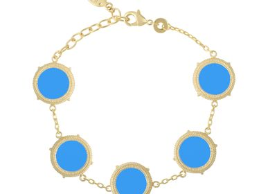 Jewelry - Valentina Turquoise Bracelet - COLLECTION CONSTANCE