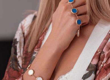 Jewelry - Valentina White Bracelet - COLLECTION CONSTANCE